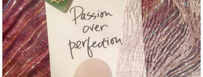 Passion Over Perfection – Melissa Teel-Hartman